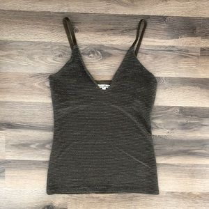 Express Olive Green Cami 💚